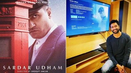 Vicky Kaushal's Reaction After Seeing Sardar Udham IMDB Rating