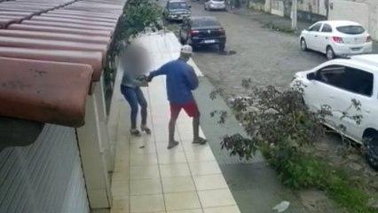 Tentativa de latrocínio em Jardim Guadalajara, Vila Velha