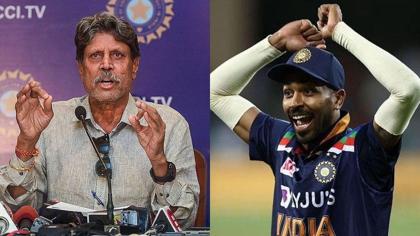 T20 World Cup 2021 : Hardik కనీసం రెండు ఓవర్లు Bowling చేసినా చాలు - Kapil Dev || Oneindia Telugu