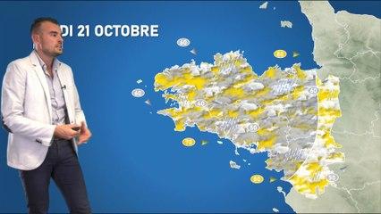 Illustration de l'actualité La météo de votre jeudi 21 octobre 2021
