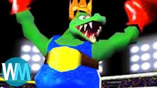 TOP 10 des BOSS les plus DIFFICILES de la  Nintendo 64 !