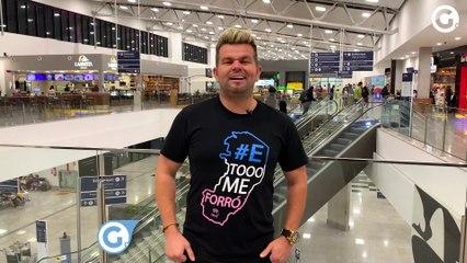 Alemão do Forró embarca para turnê internacional