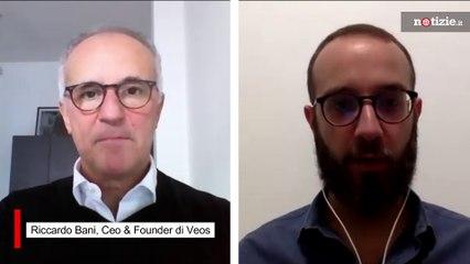 Intervista a Riccardo Bani, Ceo&Founder di Veos