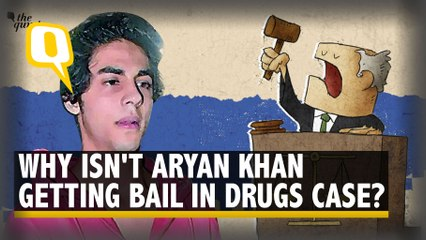 No Bail for Aryan Khan: Is This Correct & What Happens Now?