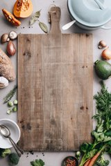How to Clean Wooden Cutting Boards and Spoons