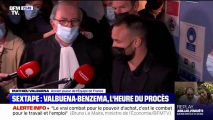 Affaire de la sextape: le procès débute sans Karim Benzema