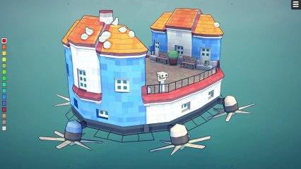 Présentation de Townscaper