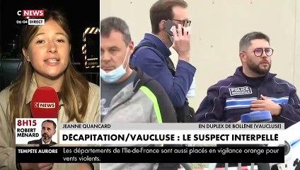 Drôme : L'homme soupçonné d'avoir décapité et éviscéré son grand-père a été arrêté cette nuit 23h30 dans la commune de Saint-Paul-Trois-Châteaux