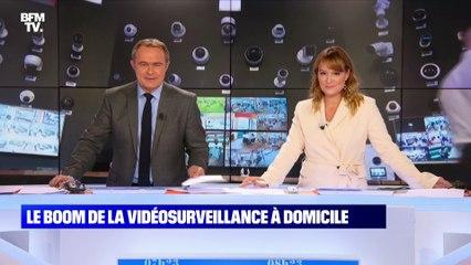 Le boom de la vidéosurveillance à domicile - 21/10