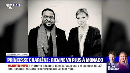 Monaco: l'absence prolongée de la princesse Charlène inquiète