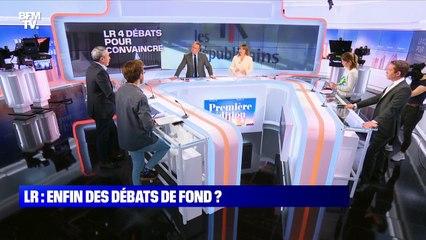 L'édito de Matthieu Croissandeau: LR, enfin des débats de fond ? - 21/10