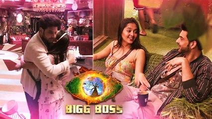 Bigg Boss 15 Update: Tejasswi Prakash And Karan Kundrra's Love Angle Begins