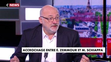 Philippe Guibert sur Éric Zemmour : «Il fait une provocation qui est dans un registre que je qualifierai de trumpien»
