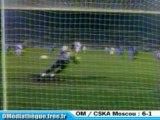 Foot - OM buts de Marseille