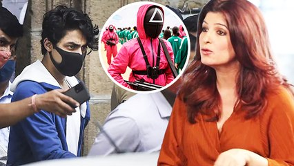 Twinkle Khanna Compares Aryan Khan's Arrest To Squid Game Episode