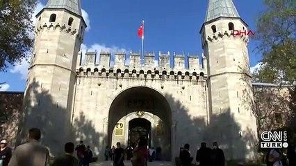 Topkapı Sarayı'nın kılıçları
