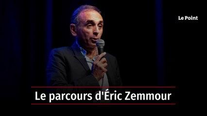 Éric Zemmour, du journalisme à la présidentielle ?