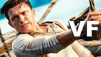 UNCHARTED Le Film Bande Annonce VF (2022)