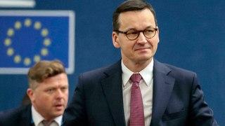 El primer ministro polaco acusa a la UE de chantaje y rechaza el 'lenguaje de las amenazas