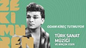 Zeki Müren - Odam Kireç Tutmuyor - (Official Video)