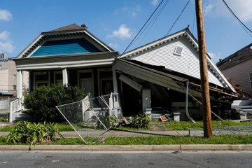 New Orleans Habitat for Humanity Seeking Volunteers to Help with Ongoing Hurricane Ida Recovery
