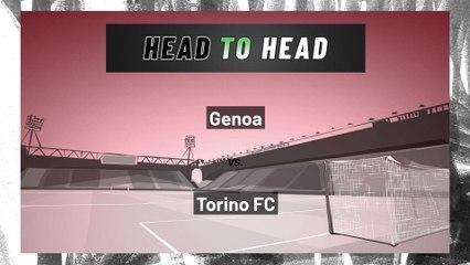 Torino FC vs Genoa: Both Teams To Score