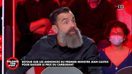 Hausse du prix du carburant : le coup de gueule de Jérôme Rodrigues dans Balance Ton Post !