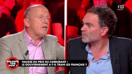 """""""Ferme ta g****e !"""" : le ton monte entre Yann Moix et Bruno Pomart dans Balance Ton Post !"""