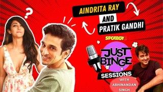 'Pratik & Aindrita' Speak Up On Theatres Reopening, Favourite Meals & 18 years Of Struggle