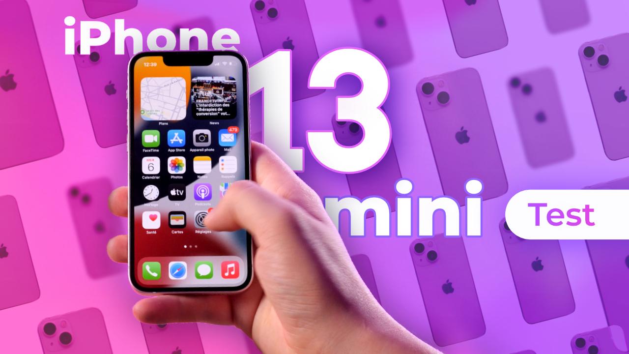 De Android à iOS 15 - J'ai testé l'iPhone 12 mini !
