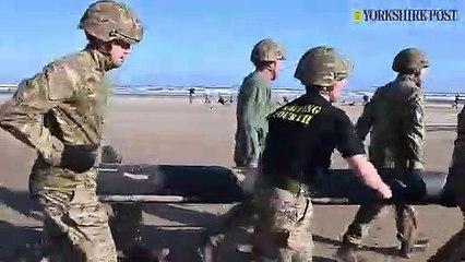 Saltburn Military Training