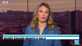 Norvège : réouverture du musée Edvard Munch à Oslo