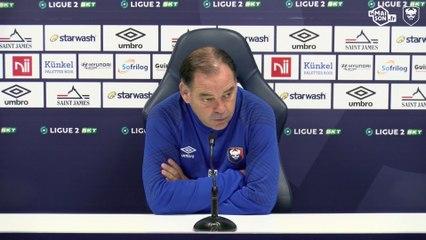 J13 Ligue 2 BKT : La conférence de presse avant USL Dunkerque / SMCaen