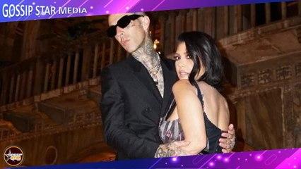 Kourtney Kardashian et Travis Barker sont fiancés !