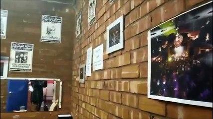 Paranormal investigation at the Gliderdrome in Boston
