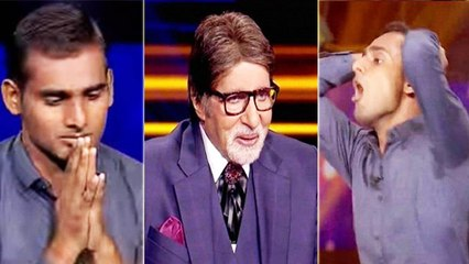 KBC 13: Security Guard's 19-Year-Old Son Wins Rs 1 Crore