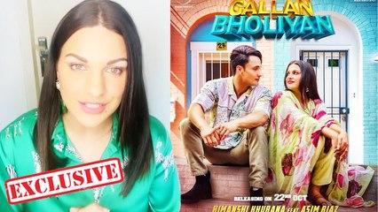 Exclusive: Himanshi Khurana Talks About New Song 'Gallan Bholiyan' With Asim Riaz