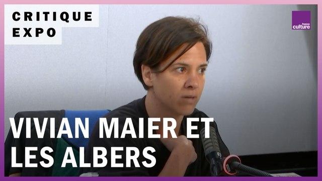 Expositions : Anni et Josef Albers et Vivian Maier, le génie artistique en toute simplicité