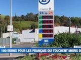 A la Une : Un chèque de 100 euros pour les français qui gagnent moins de 2 000 euros net / Quel est le programme d'Emmanuel Macron pour sa visite lundi ? / Arcomik est de retour sur les planches stéphanoises / D'Angers pour l'ASSE - Le JT - TL7, Télévision loire 7