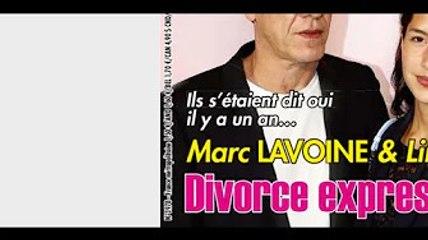 Sidéré,  Marc Lavoine ne lâche rien, mission récupérer Line Papin implacable