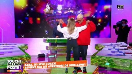 La danse caliente entre Guillaume Genton et Fiona Deshayes !