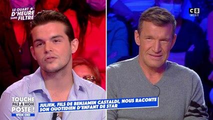 Julien Castaldi revient sur son quotidien d'enfant de star !