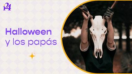 Video compilado de papás asustando a sus pequeños en Halloween