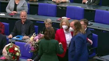 Allemagne : Bärbel Bas, nouvelle présidente du Bundestag