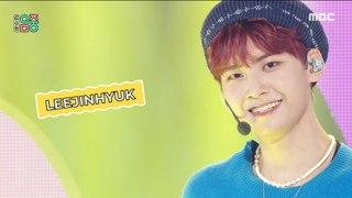 [Comeback Stage] LEE JIN HYUK - Work Work, 이진혁 - 워크 워크 Show Music core 20211023