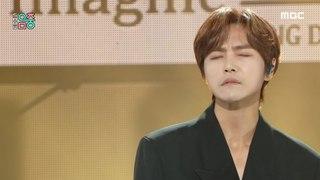 [HOT] Jung Dong Ha - Imagine, 정동하 - 너의 모습 Show Music core 20211023