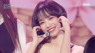 [HOT] JO YURI - GLASSY, 조유리 - 글래시 Show Music core 20211023