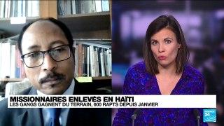 Conditions de vie en Haïti : crises sécuritaire, politique et humaine