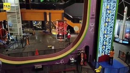 【今日北马头条】 圆顶科技馆重开了  防疫安全第一  让访客安心