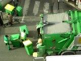 Ramassage des ordures à Paris